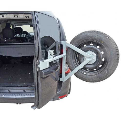 Кронштейн запасного колеса на дверные петли Lada Largus (0491)