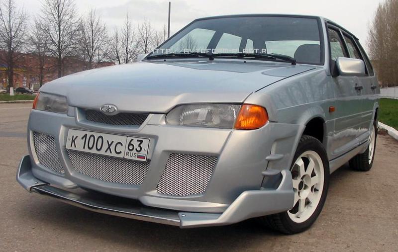 Тюнинг ВАЗ 2114, 2115 V-MAX Sport