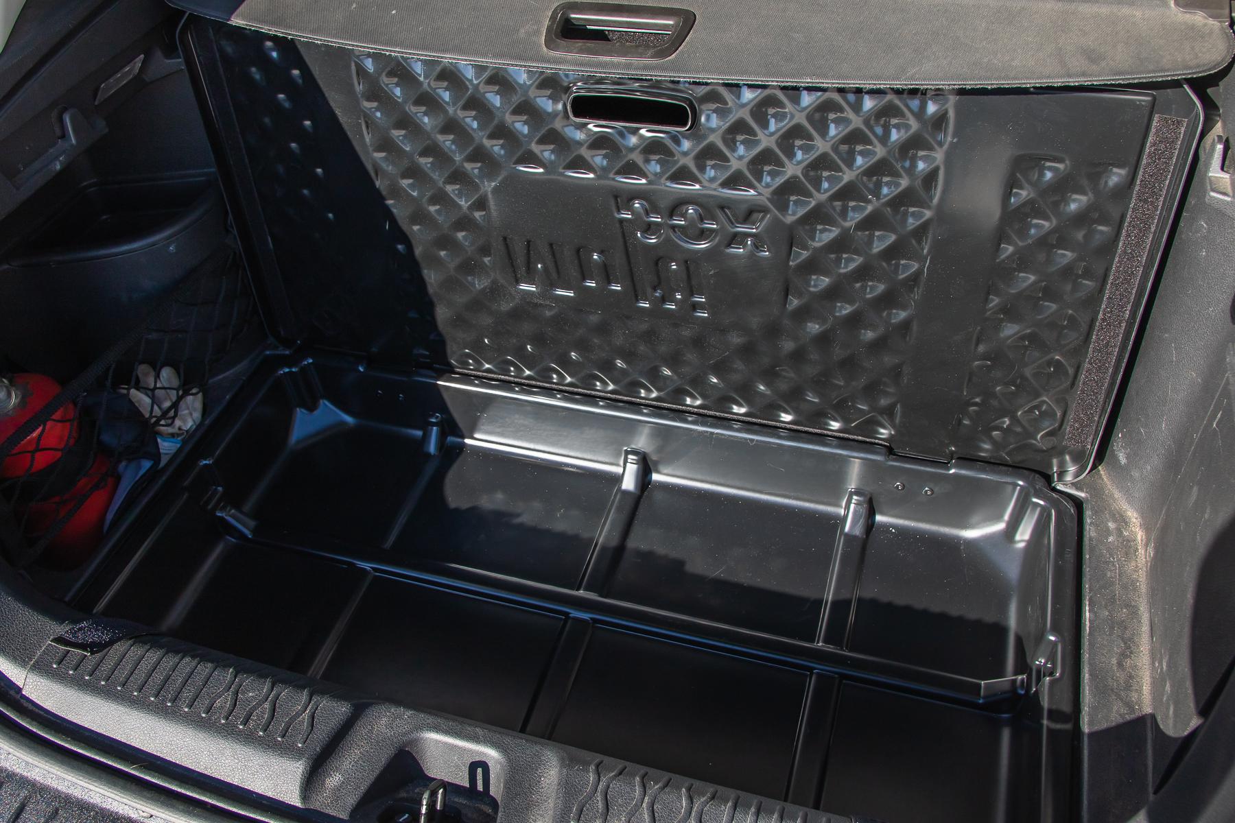 Органайзер-чемодан в багажник Lada Vesta SW/SW Cross (1 штука)