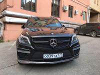 Решетка радиатора Mercedes Benz GL166